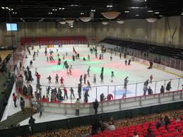 athens on ice classic center ga
