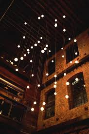 Hanging Ceiling Lights Ideas I Want These Hanging In My High Ceiling Loft Apartment That Doesn