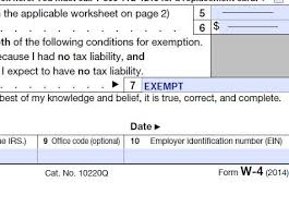 Federal Tax Table For 2014 Claim Exempt On Federal Income Taxes Action Economics