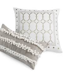 Grey Decorative Pillows Grey And White Decorative Pillows Best Decor Things