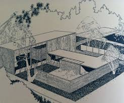 the case study house