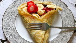 cuisine replay الكريب بكوكتيل الموز والفراولة samiratv dz replay recette