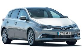 toyota auris hatchback review carbuyer