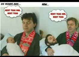 The League Memes - waiting for liverpool to win the league soccer memes goal91