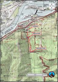Red River Gorge Map Hiking Wahclella Falls Columbia River Gorge Oregon Road Trip Ryan