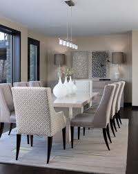 Modern Dining Room Rugs Dining Room A Modern Dining Room Rugs In Color Gray In A Room