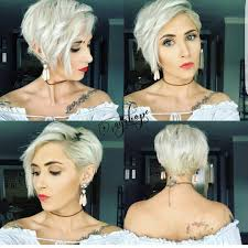 8 505 likes 87 comments short hairstyles pixie cut