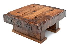 reclaimed barn wood table reclaimed barn wood beam coffee table so that s cool
