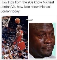 Michael Jordan Shoe Meme - the sad truth crying michael jordan know your meme