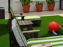 Patio Artificial Grass Roof Deck U0026 Patio Turf Genesis Turf