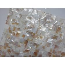 bathroom tile backsplash ideas of pearl tile backsplash ideas shell materials