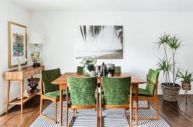 The Dining Rooms 10 Vibrant Tropical Dining Rooms With Colorful Zest Home And