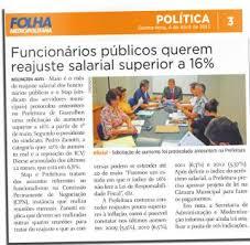 qual reajuste dos servidores publicos de guarulhos para 2016 stap sindicato dos trab da adm pública municipal de guarulhos