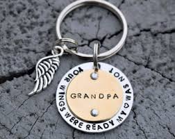 remembrance keychain pennies from heaven remembrance keychain remembrance