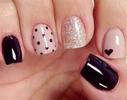 15 easy valentine u0027s day nail art designs u0026 ideas 2017 vday nails