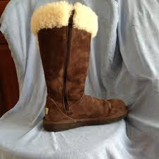 womens ugg australia brown plumdale charm boots 46 ugg shoes sold ugg boots from s closet on poshmark