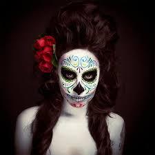 Dia De Los Muertos Costumes 20 Cool Día De Los Muertos Sugar Skull Makeup Art Examples 2017