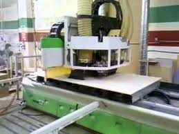 Used Woodworking Machinery Ontario Canada by Biesse Rover 22 Ontario Canada Youtube
