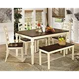 amazon com white table u0026 chair sets kitchen u0026 dining room