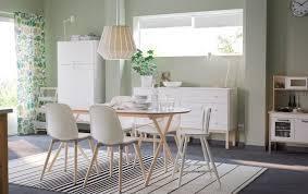 White Oak Dining Room Set - eating table white dining room chairs white dining oak dining