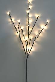 battery lighted willow branches 32 warm white led light willow branch 40 battery operated