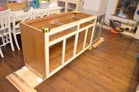 Kitchen Cabinet Islands by New And Improved Kitchen Island