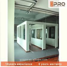 cloison aluminium bureau design image bureau cloison de verre en aluminium profil produit