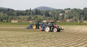 chambre d agriculture ain matériels démonstration de binage à la ferme