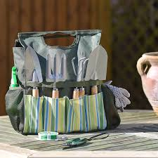 plant theatre essential garden tool bag includes tools gift