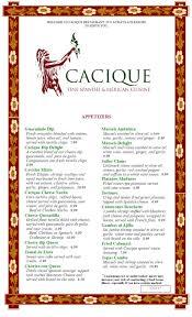 cacique restaurant frederick md