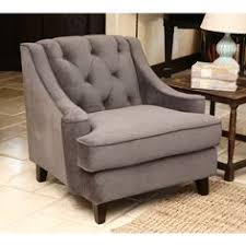 Oversized Accent Chair Brentwood Oval Back Exposed Wood Arm Chair Grey Wood Arm Chair