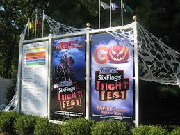 Six Flags Fear Fest Susan U0027s Disney Family Great Adventure Fright Fest Fun For The