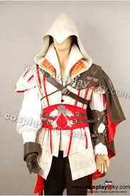 Ezio Halloween Costume Assassin U0027s Creed 2 Ii Ezio Cosplay Costume Au Cosplaysky