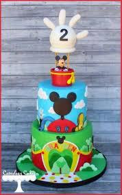 mickey minnie twin birthday u2014 children u0027s birthday cakes