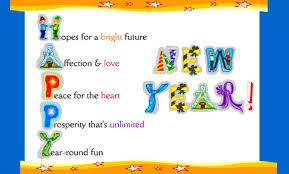 new year greetings to wish friends new year sms