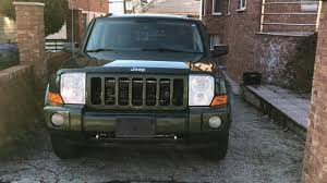 jeep commander how to replace fog light bulbs on jeep commander youtube