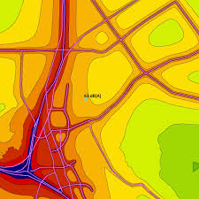 Sound Map Walnut Creek Residential Sound Mapping Acoustical Solutions