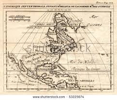 colonial map colonial map stock images royalty free images vectors