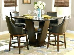 counter height table sets with 8 chairs counter height dining room table sets counter height dining room