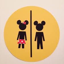 Bathroom Symbols 100 Of The Most Creative Bathroom Signs Ever