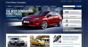 ford corporate 60 beautiful corporate website designs for your inspiration