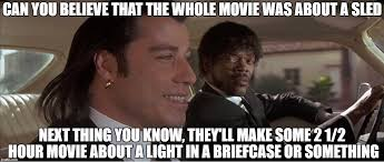 Pulp Fiction Memes - pulp fiction samuel l jackson imgflip
