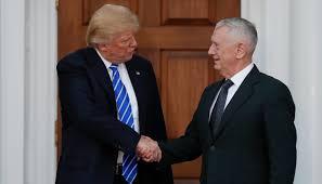 Japanese Generals by Trump Picks General U0027mad Dog U0027 Mattis As Defense Secretary Politico