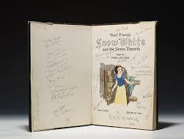 walt disney walt disney u0027s snow white dwarfs