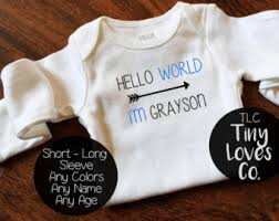 customized baby baby coming home etsy