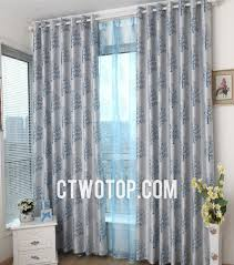 discount tree jacquard eco friendly ordinary blackout curtains