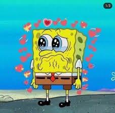 Sad Spongebob Meme - bob sad discovered by abii on we heart it