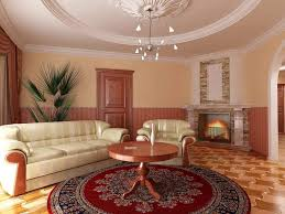 Designs Blog Archive Wall Designs Home Interior Decoration Antique 2 Design In Living Room On Living Room Dining Room