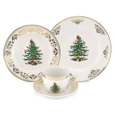 tree gold collection spode usa china 1557109