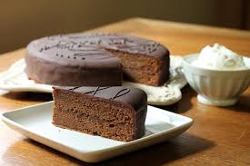 daring bakers sachertorte